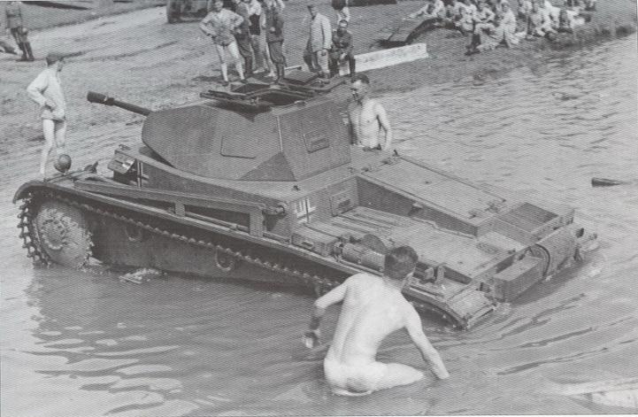 Немецкая военная техника времен великой отечественной войны..