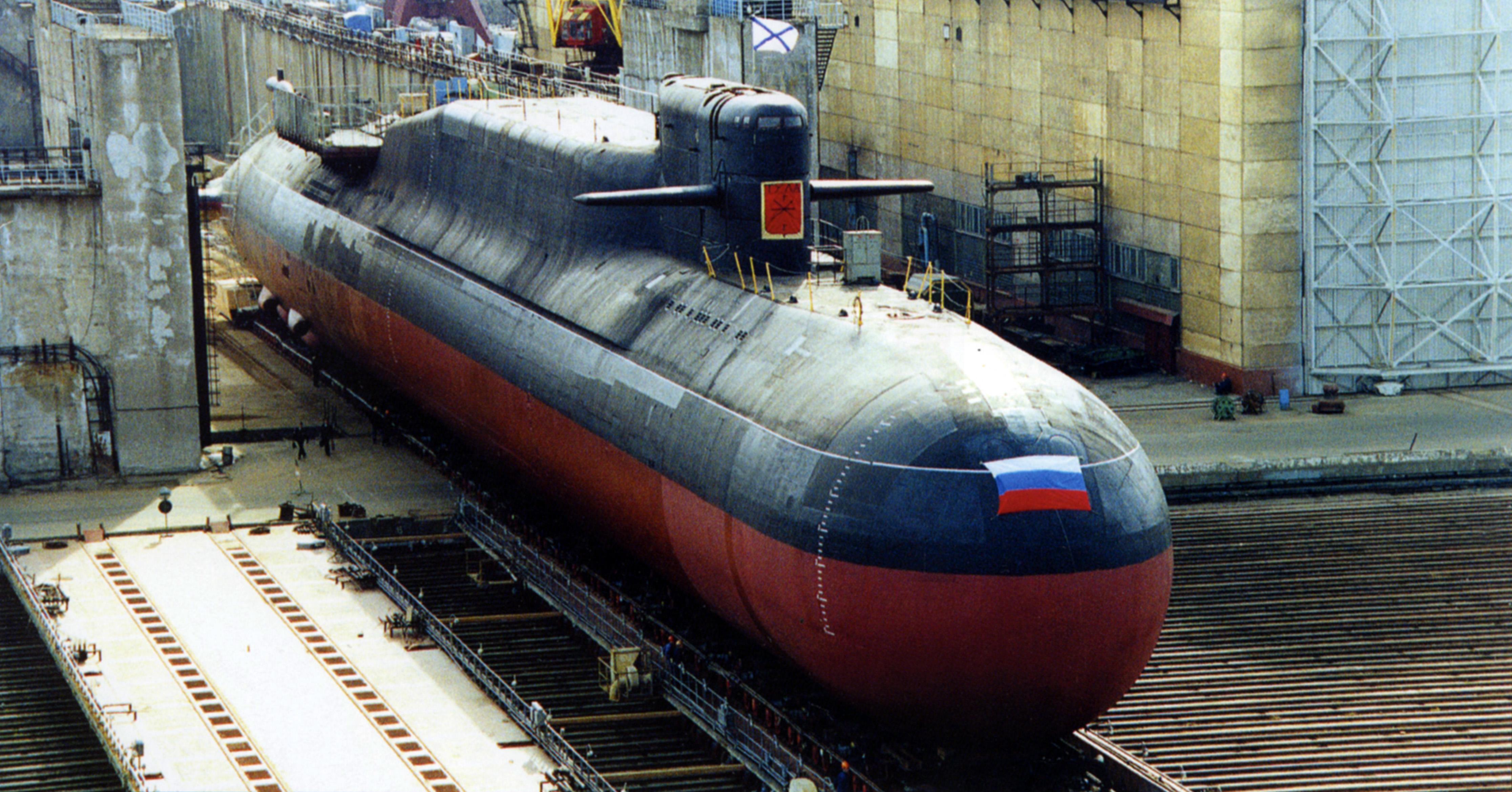реактор под лодки