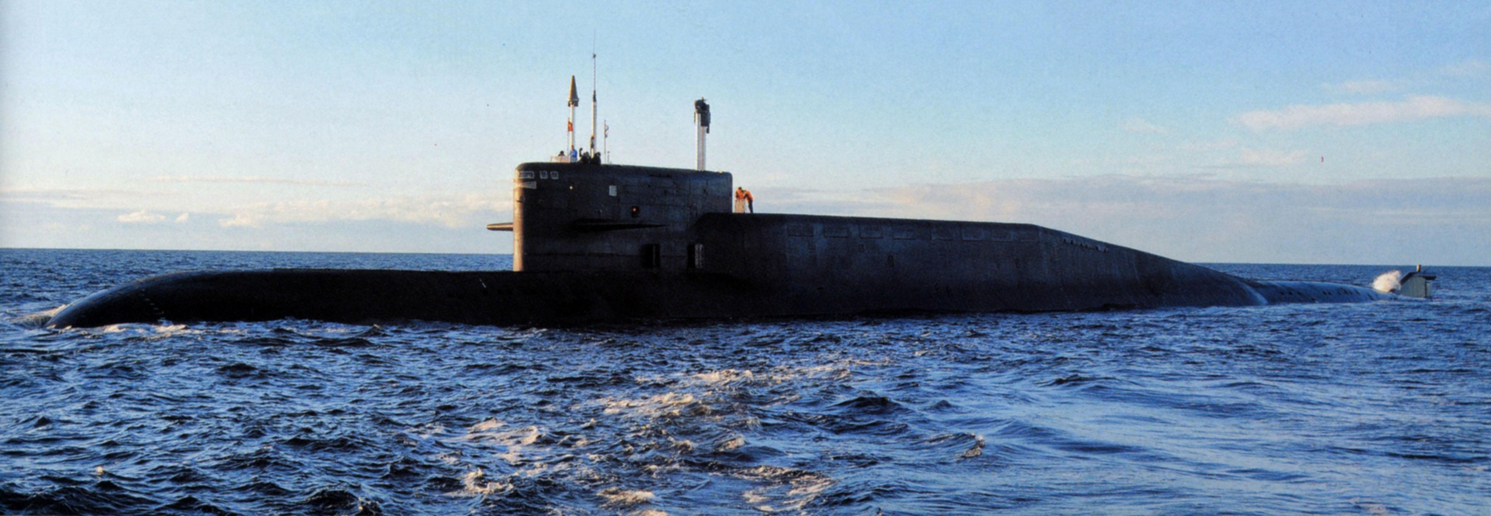 подводная лодка к-399