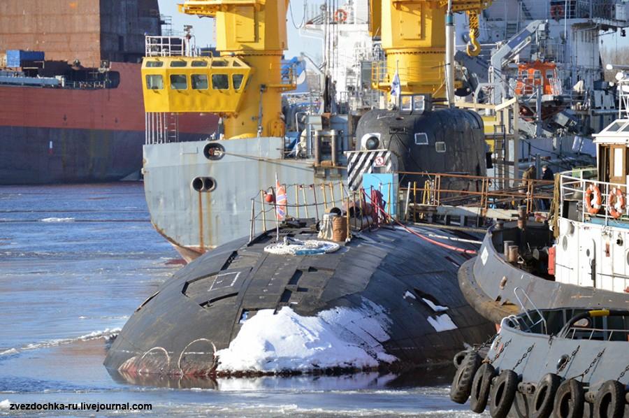 видео подводные лодки проекта 945 барракуда
