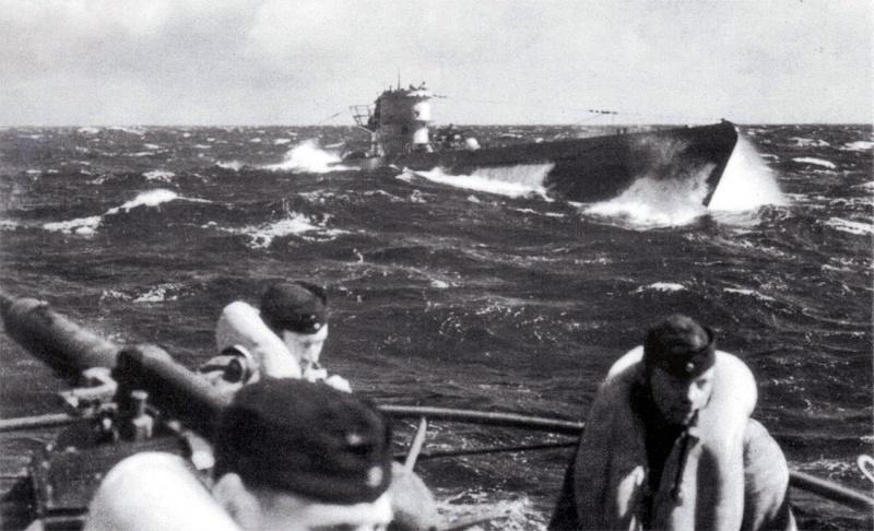 фильмы про немецкие подводные лодки во время войны