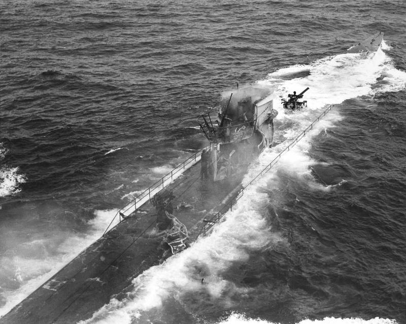 крушение американских подводных лодок