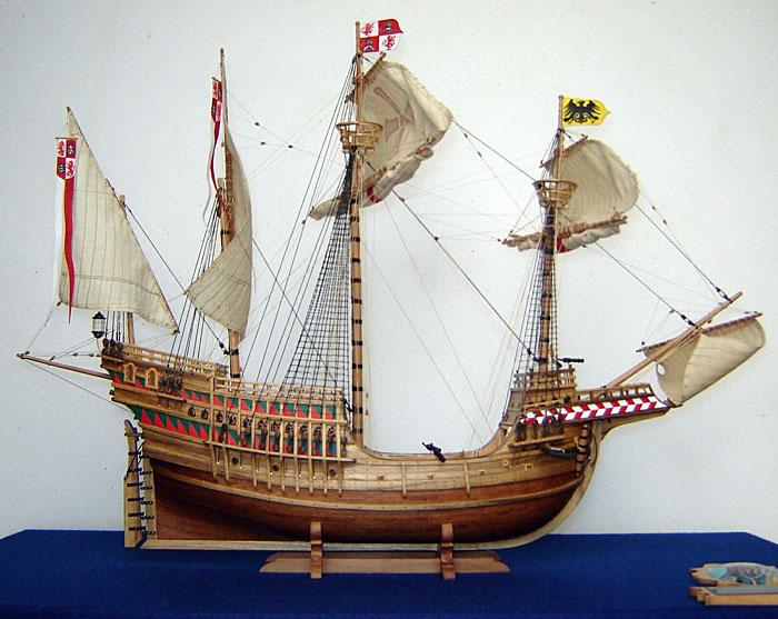 Рано утром 3 августа 1492 флотилия колумба из трех кораблей (каравеллы