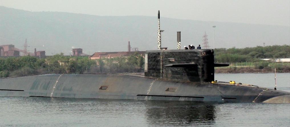 лодка арихант