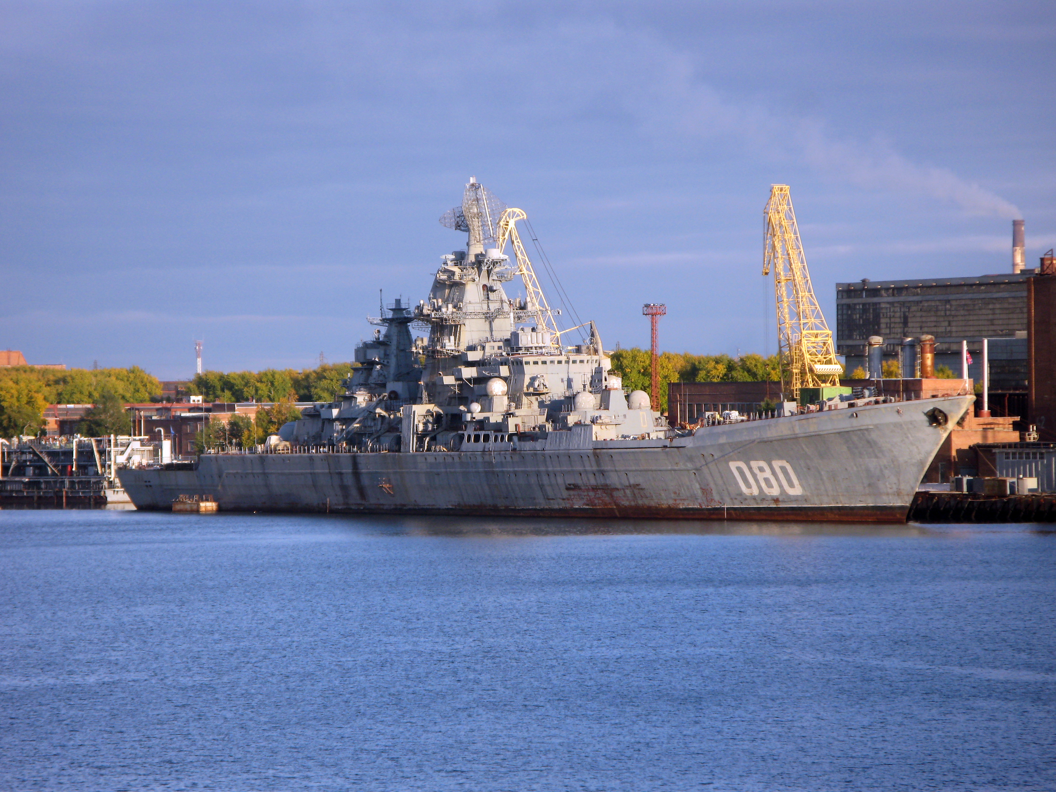 Ремонт адмирал нахимов крейсер фото