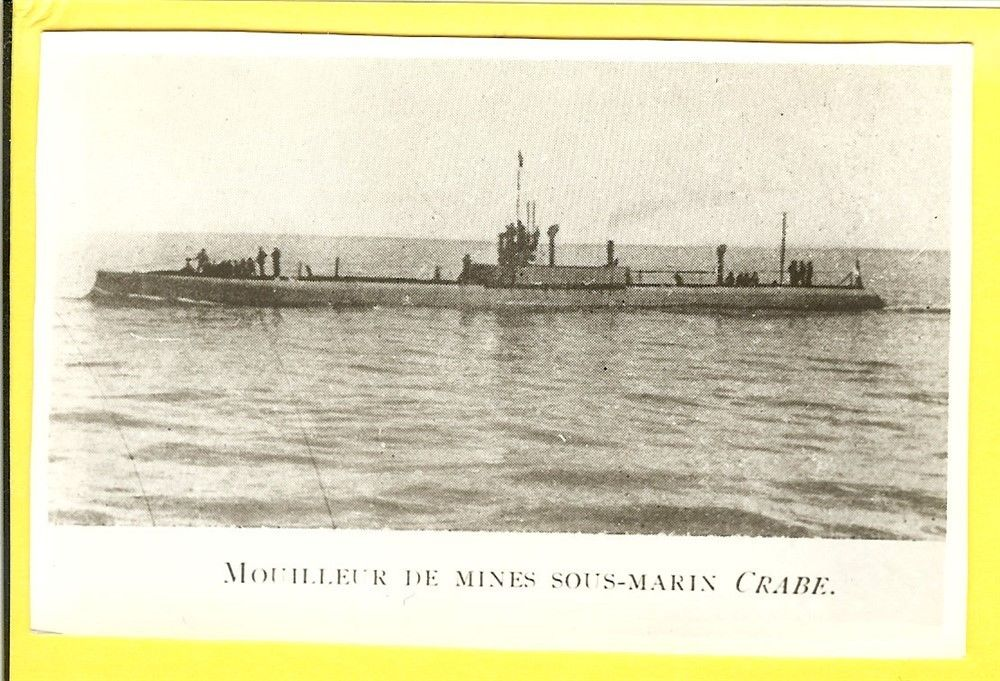 Russian Submarine Minelayer Krab.JPG
