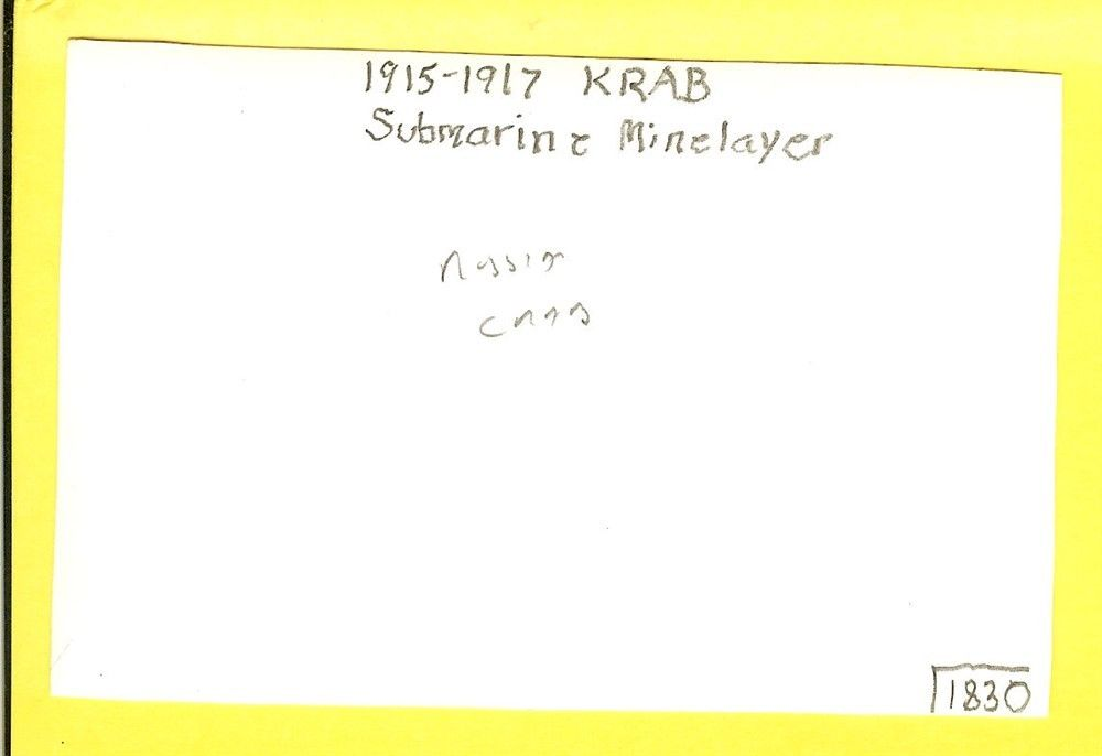 Russian Submarine Minelayer Krab1.JPG