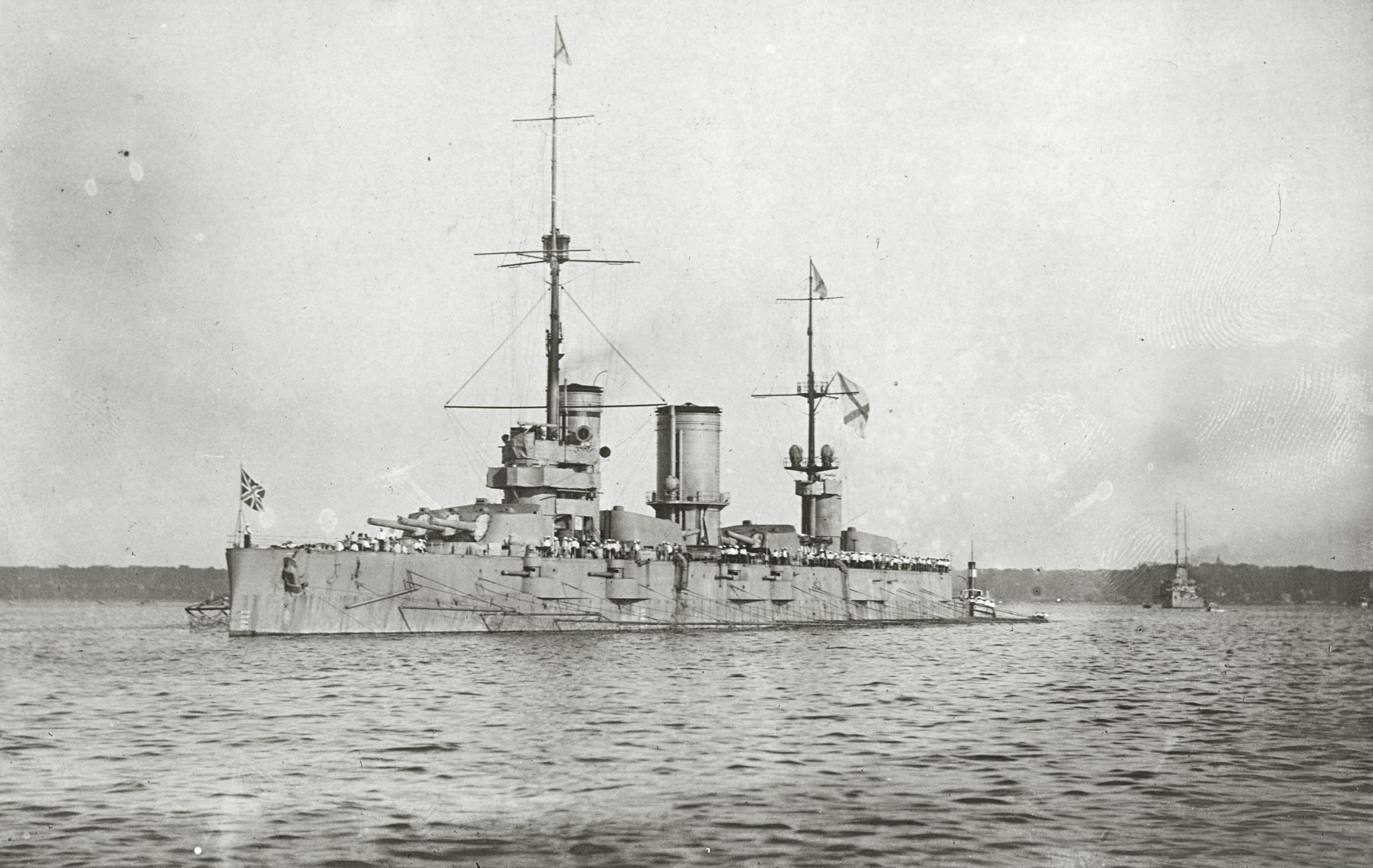 Линейные корабли типа «Севастополь». Часть вторая.