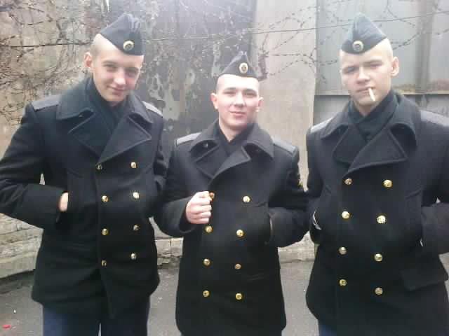 военно морской бушлат фото