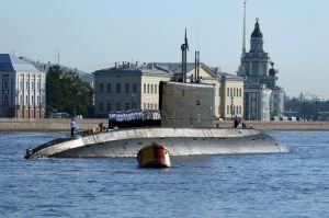 подводная лодка выборг 877